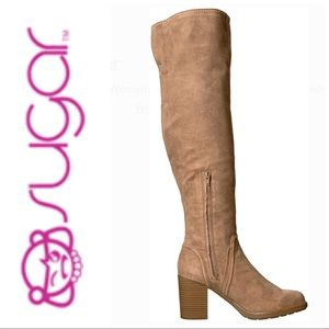Sugar • Prodigy Knee High Boot Sz 8.5